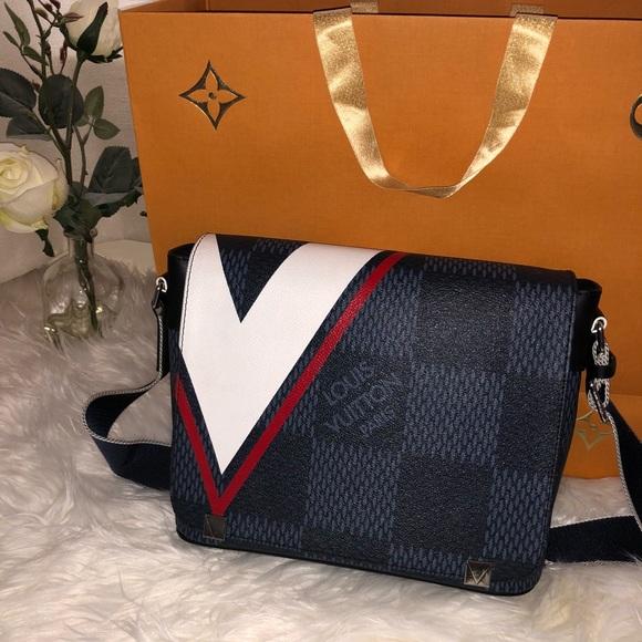 Louis Vuitton Bags Mens Crossbody Bag Poshmark